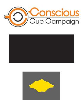 Sorcha Kavanagh (Conscious Cup), Brian O'Casey (Offbeat Donuts), Stephanie Johnson (Pollen + Grace)